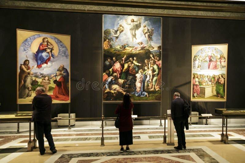 tła bazyliki bernini miasta fontanny Peter Rome s kwadratowy st Vatican obraz royalty free