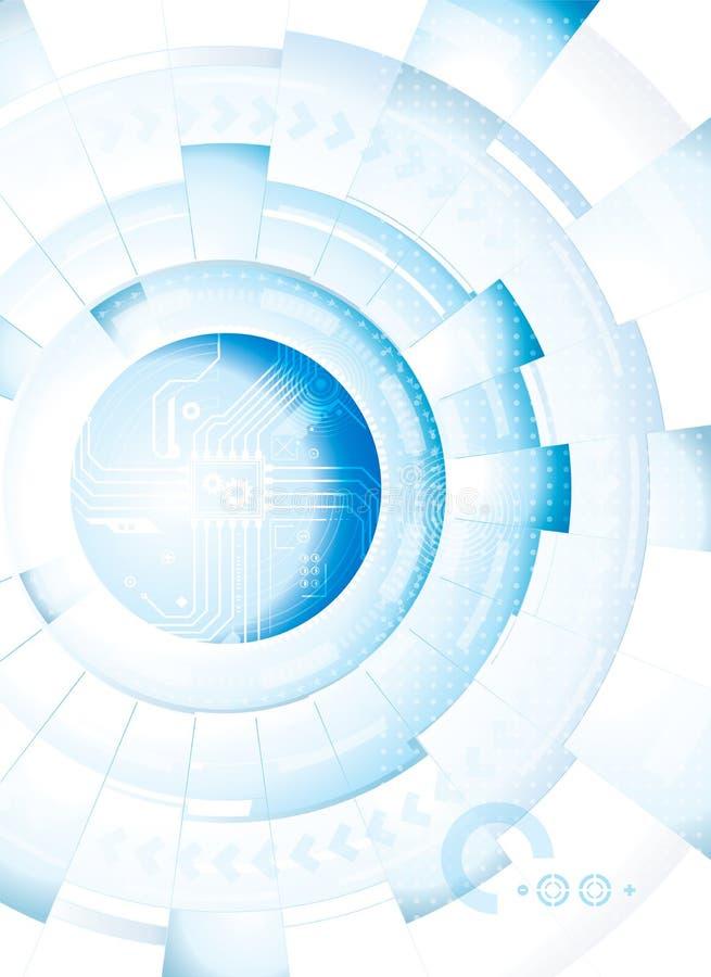 tła binarnego kodu ziemi telefonu planety technologia ilustracji