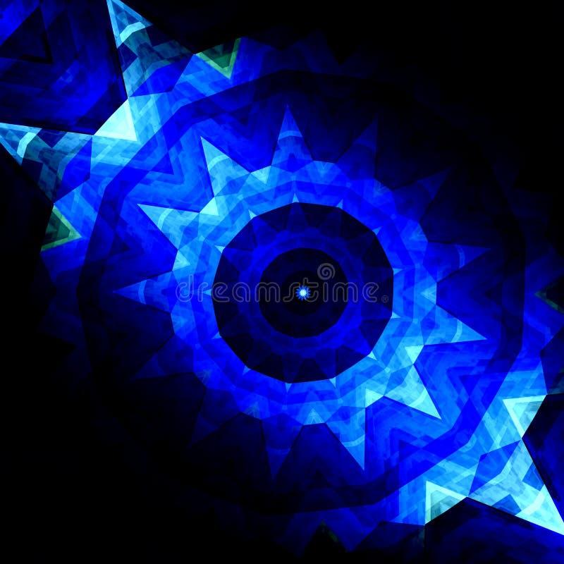 tła binarnego kodu ziemi telefonu planety technologia Nowożytny Ilustracyjny pojęcie rozwój biznesu Cogwheel przekładni mechanizm ilustracji