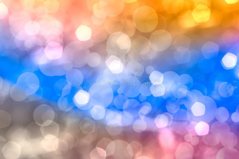 tła bożych narodzeń nowy rok kolorowy abstrakcjonistyczny tło royalty ilustracja