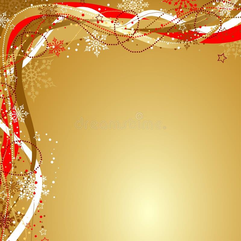tła bożych narodzeń wektor royalty ilustracja
