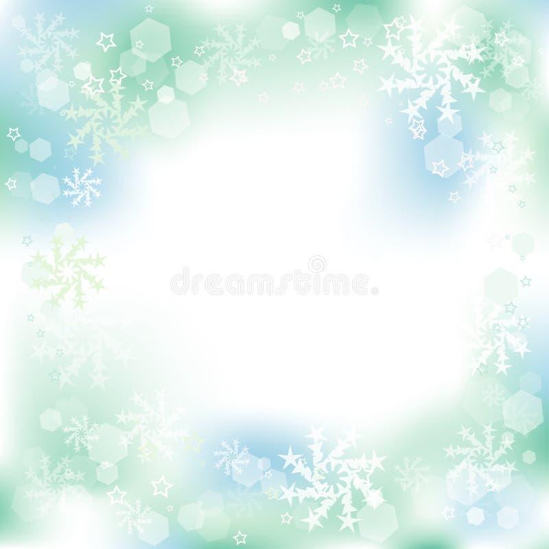 tła bożych narodzeń zima royalty ilustracja