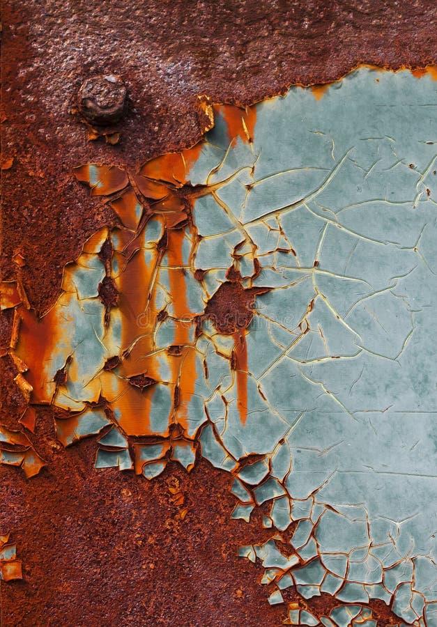 tła brąz zieleni rdza zdjęcia stock