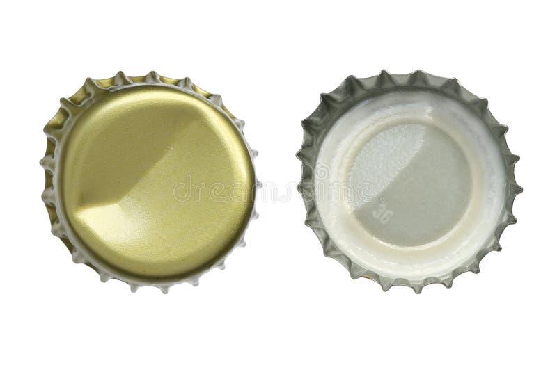 tła butelki nakrętki projekta ilustracyjny biel obraz royalty free