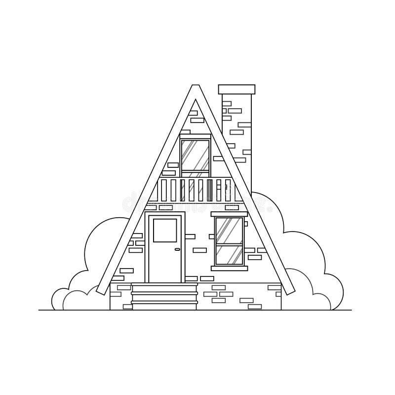 tła cegły domu struktury biel Mieszkanie architektury kreskowy wektorowy projekt Zarysowana uderzenie ikona Dla plakata, ulotka,  ilustracji