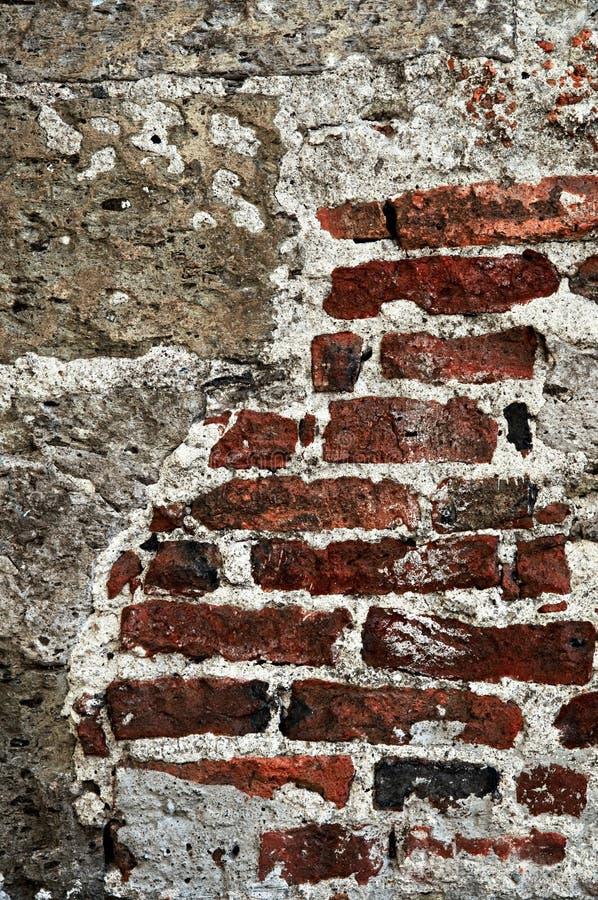 tła ceglana grunge ściana zdjęcie royalty free