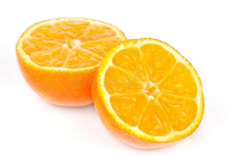 tła clementine biel zdjęcie royalty free