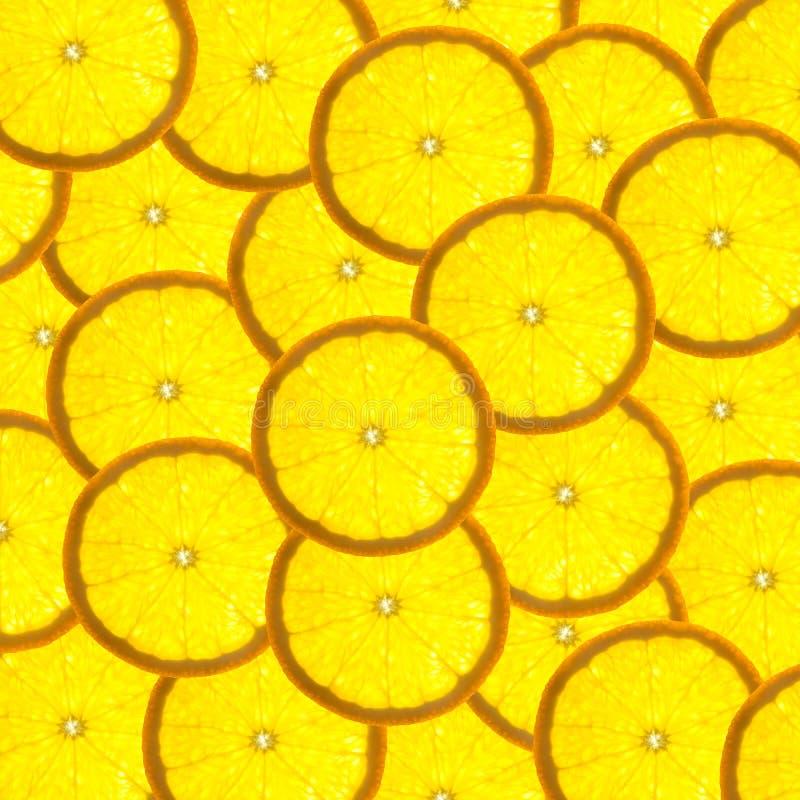 tła cytrusa owoc pomarańcze plasterki zdjęcia stock