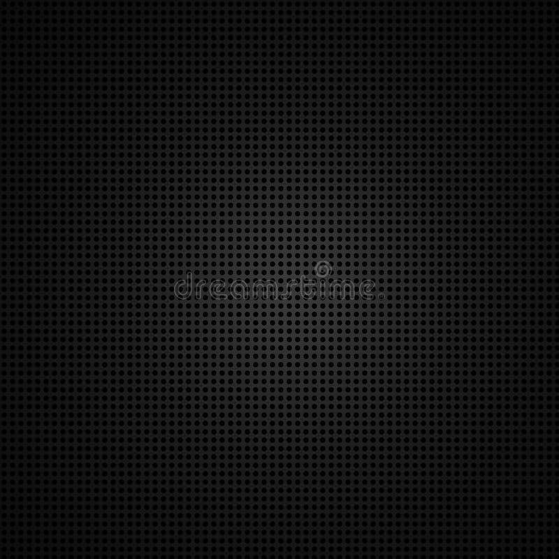 tła czerń okręgu wzór ilustracji
