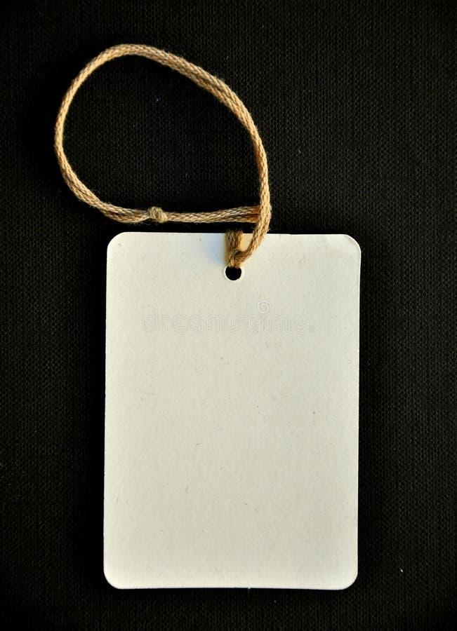 tła czerń papieru etykietka obraz stock