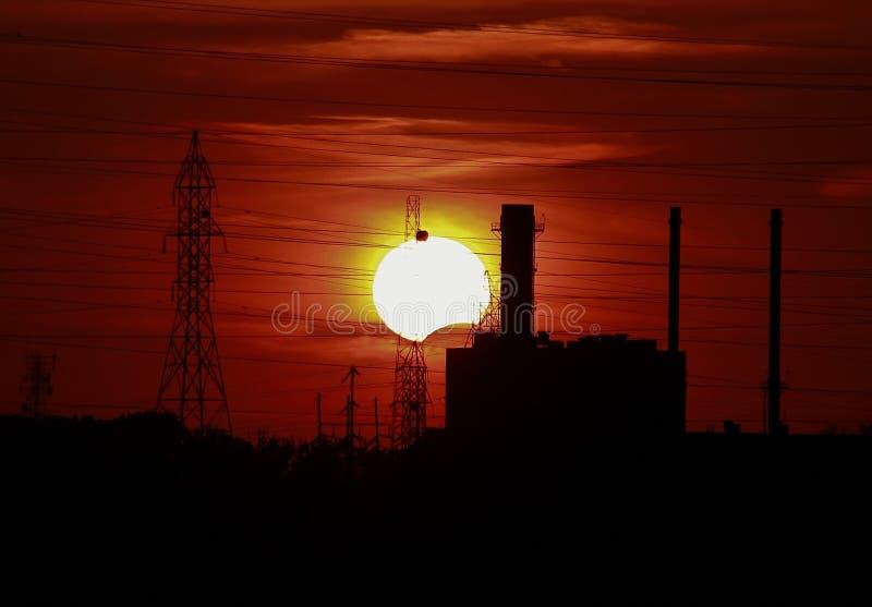 tła czerń projekta zaćmienia ilustracja słoneczna fotografia royalty free