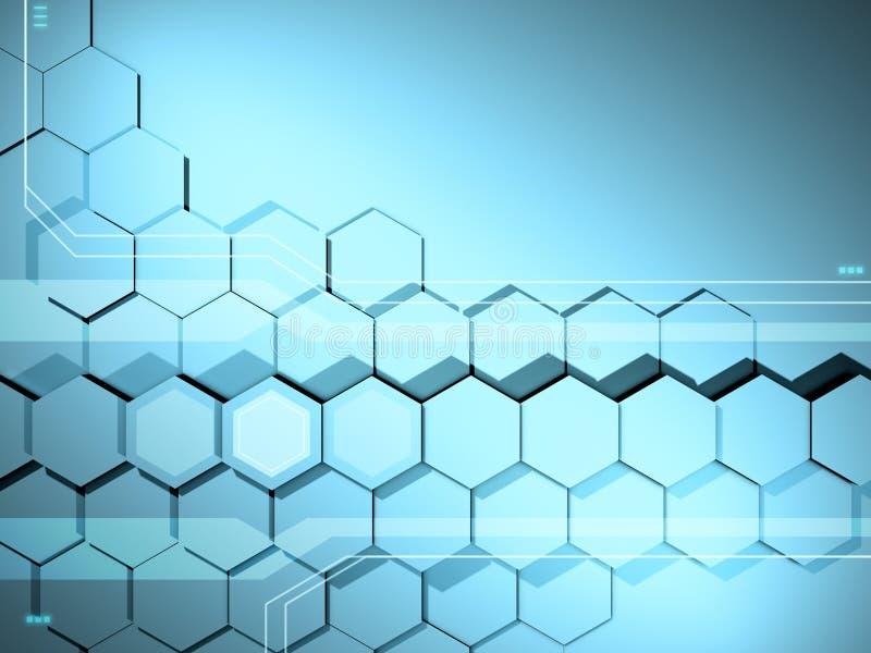 tła deski obwodu komputerowa elektroniczna wysoka część technologia ilustracja wektor