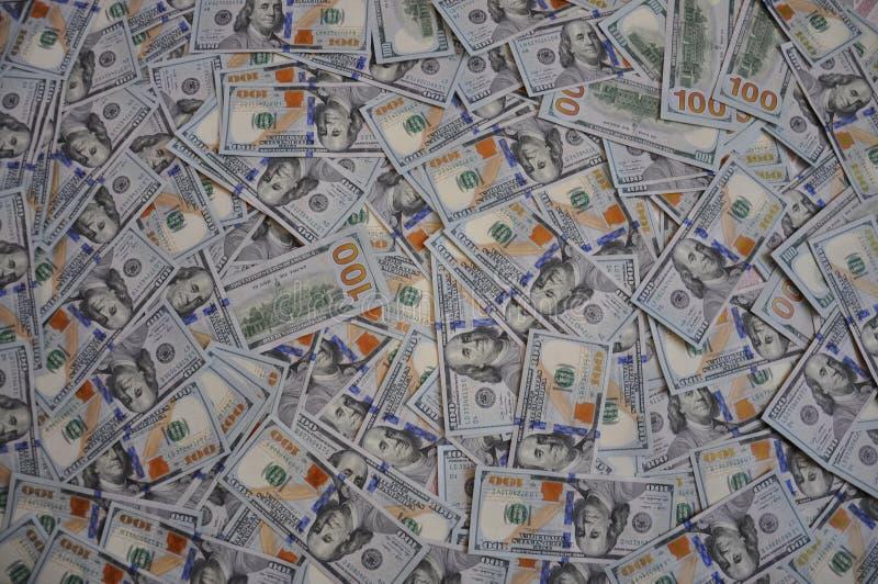 tła dolarów udziału pieniądze zdjęcie stock