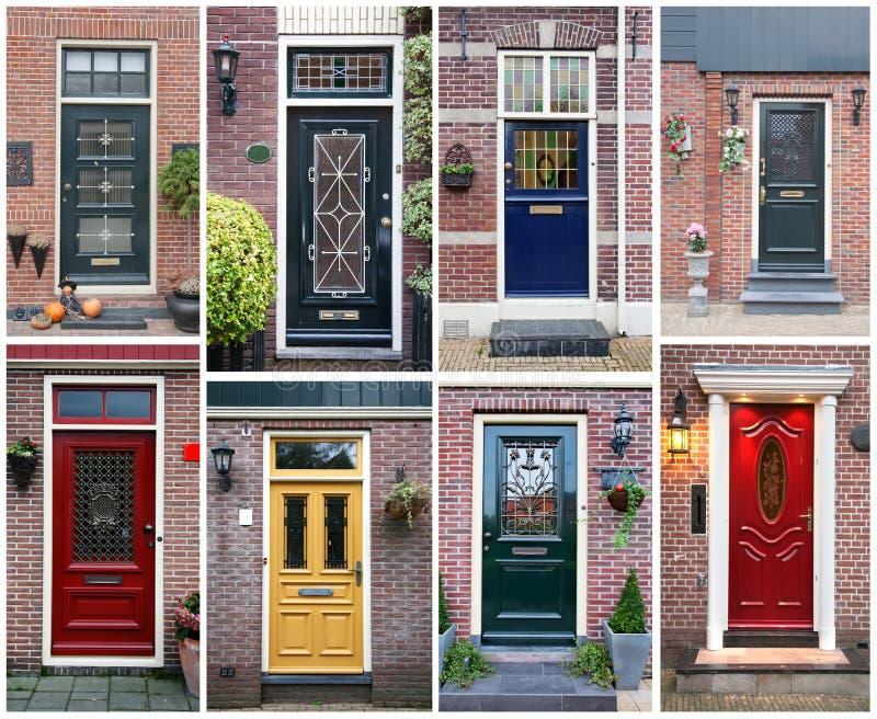 tła drzwi obrazy royalty free