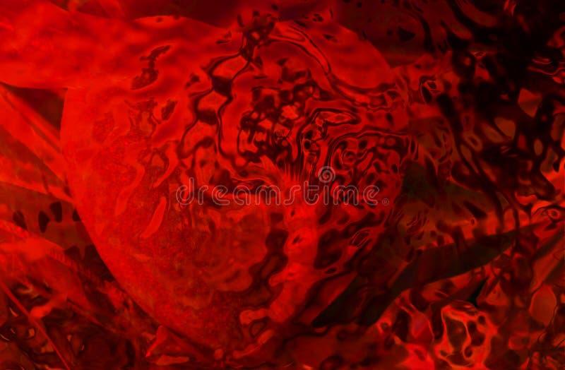 tła dzień serc s valentine Walentynka prezent ilustracji
