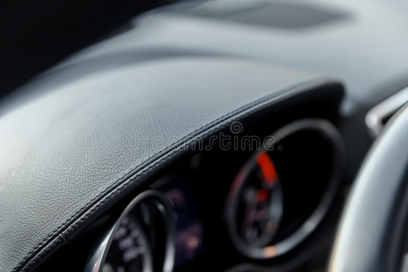 tła eps10 ilustracyjny skóry wektor Nowożytny biznesowy samochodowy wewnętrzny szczegół zdjęcie royalty free