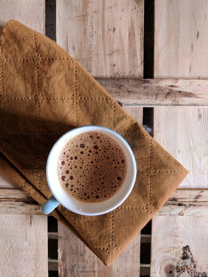 tła filiżanki odosobniony herbaciany biel obraz royalty free