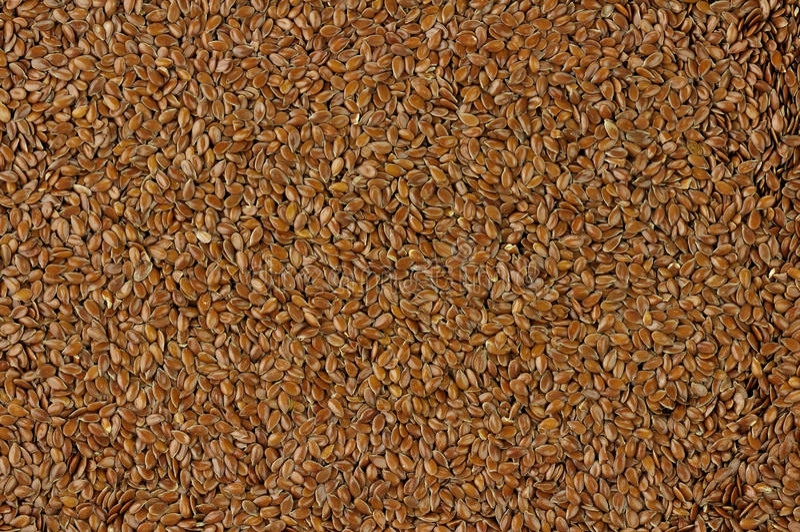 tła flaxseed obraz stock