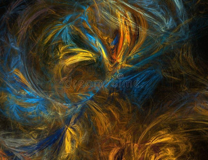 tła fractal fotografia royalty free