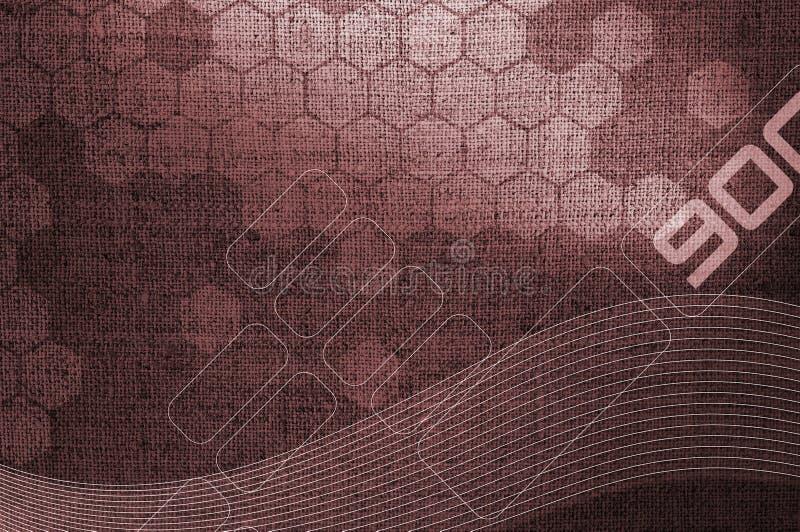 tła grunge technologii tekstura ilustracja wektor
