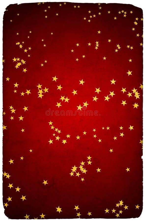 tła karciane powitań gwiazdy fotografia stock