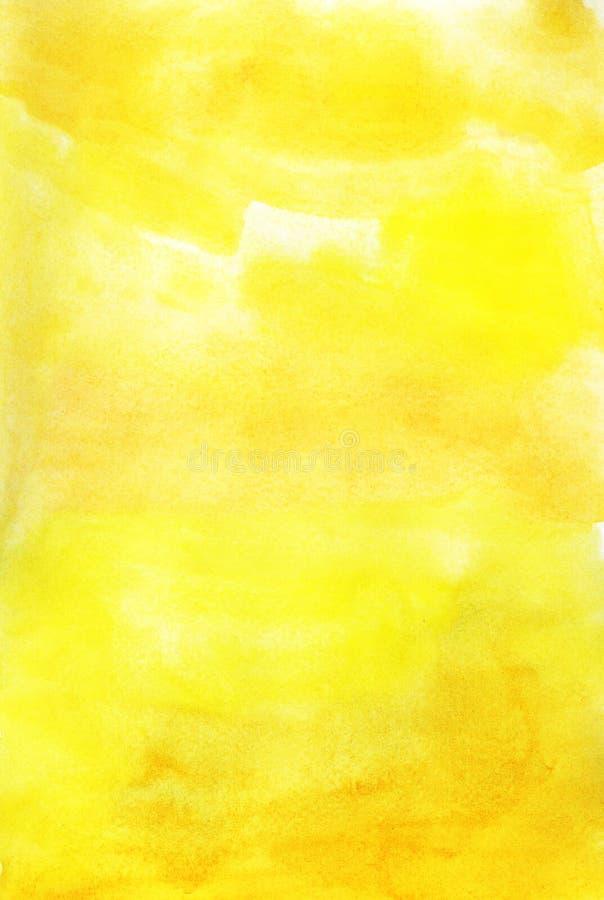 tła kolor żółty fotografia stock