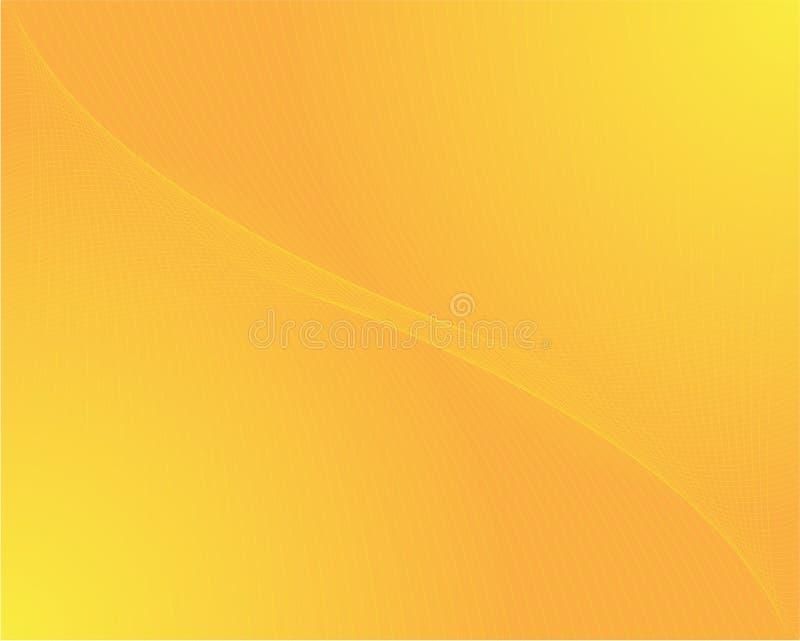 tła kolor żółty ilustracja wektor
