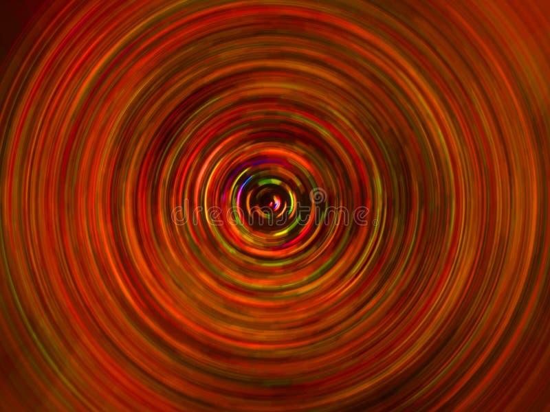 tła koloru koło fotografia stock