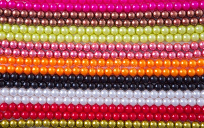 tła koralików kolorowy marmur zdjęcia stock