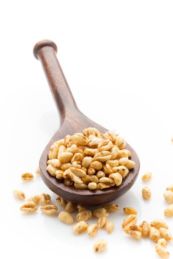 Download Tła Kukurydzanych Płatków Makro- Pracowniany Biel Obraz Stock - Obraz złożonej z fiberboard, zdrowy: 41952027