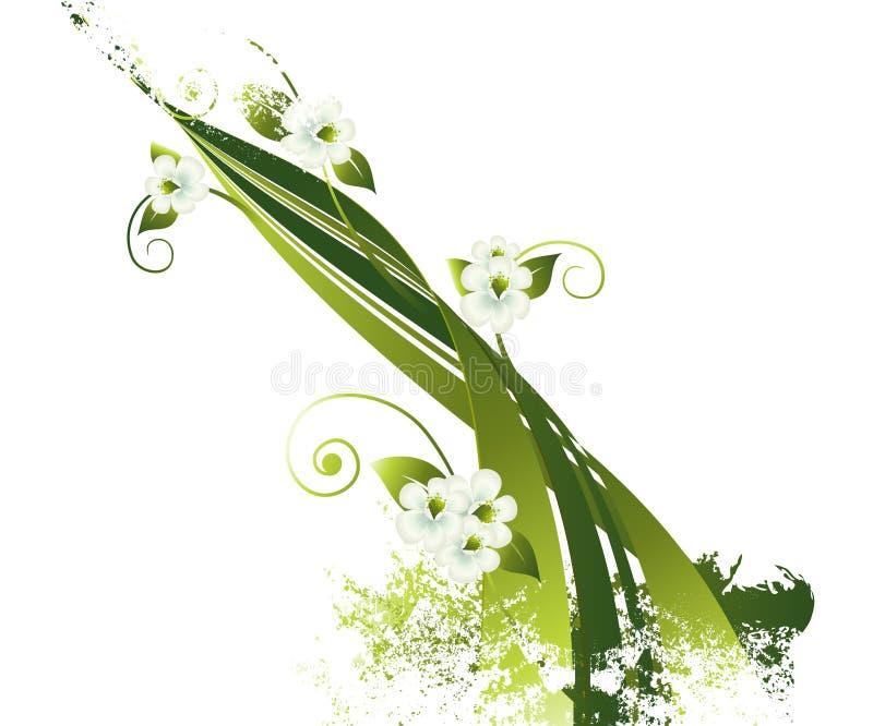 tła kwiatu wiosna ilustracja wektor