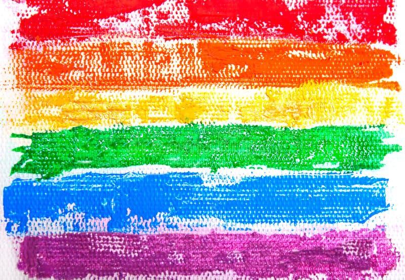Tła LGBT symbol zdjęcie stock