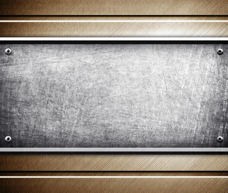 tła metalu wzór ilustracja wektor