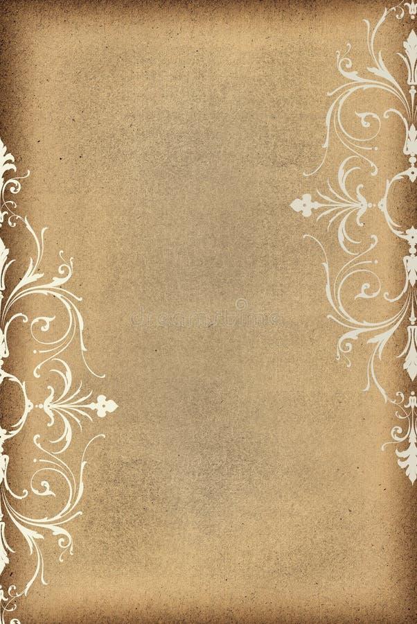 tła miejsca tekst royalty ilustracja