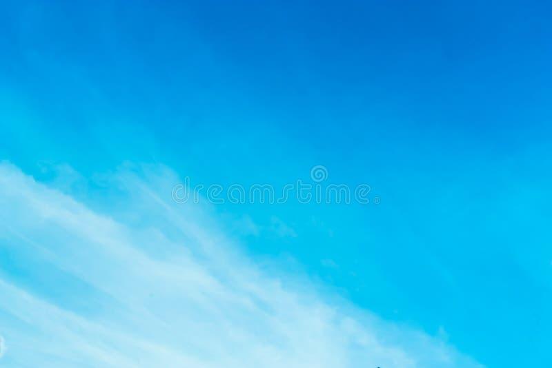 tła niebieskie niebo zdjęcie royalty free