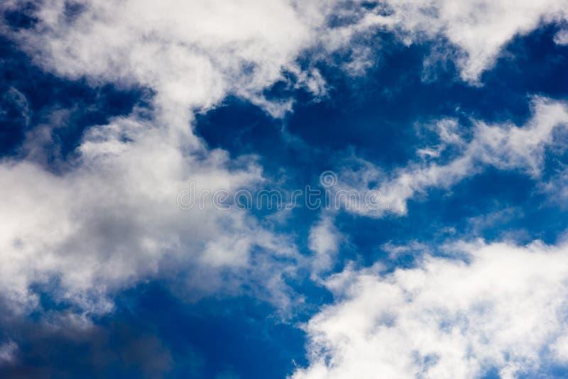 tła niebo obraz royalty free