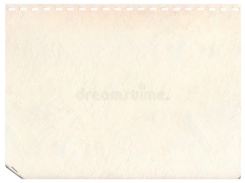 tła notatnika stary strony rocznik zdjęcie royalty free