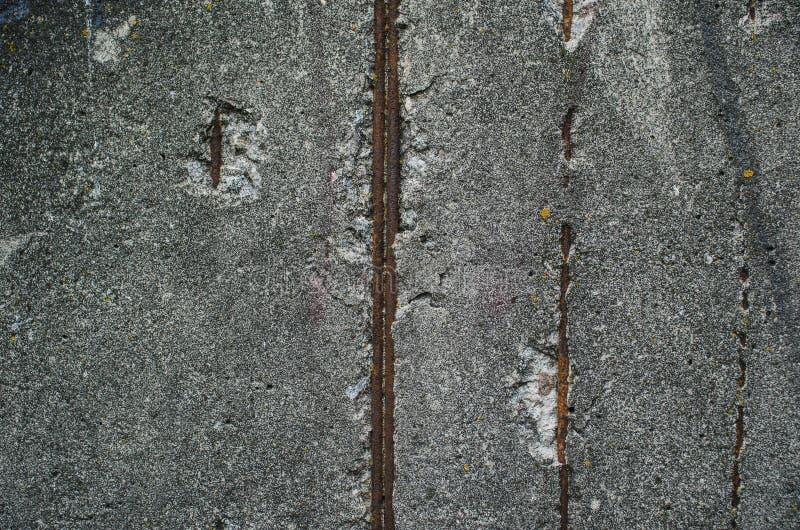 Tła oncrete popielata niejasna ściana zdjęcie stock