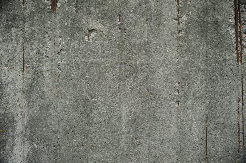 Tła oncrete popielata niejasna ściana zdjęcie royalty free