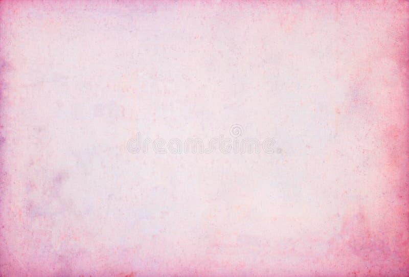 tła papieru menchii tekstura zdjęcie stock