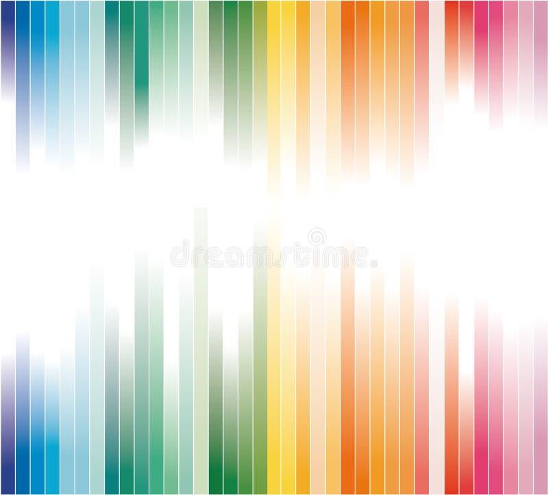 tła pasiasty biznesowy kolorowy ilustracji
