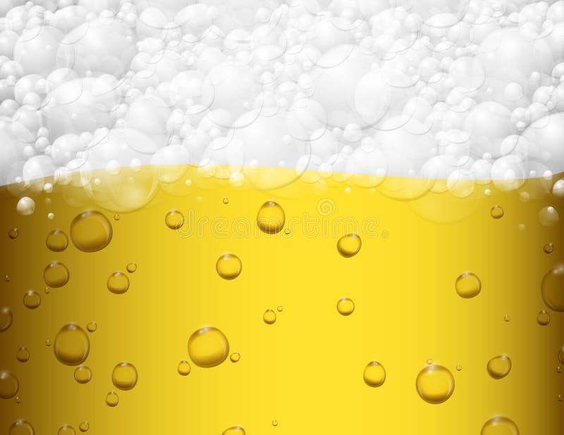 tła piwo ilustracja wektor