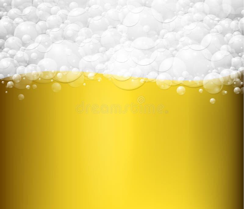 tła piwo ilustracji