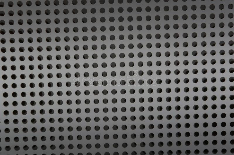Download Tła Prześcieradło Metal Zakrywający Z Liniami Kółkowe Dziury Obraz Stock - Obraz złożonej z ciężki, błękitny: 57663057
