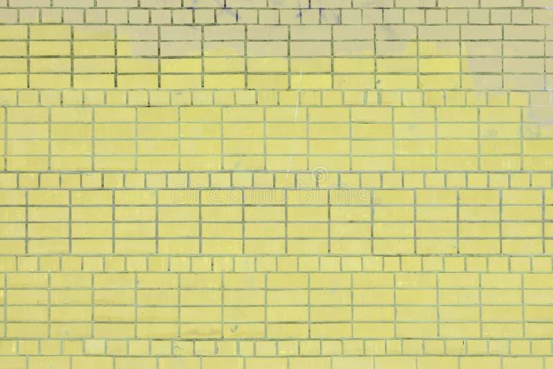 tła pusty odosobniony notatnika papieru spirali biel Ściana jasnożółta cegła układ Tekstura kamień, nawet wiosłuje zdjęcie stock