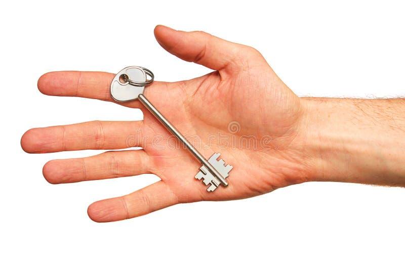 Download Tła Ręka Odizolowywający Kluczowy Biel Zdjęcie Stock - Obraz złożonej z armada, sprzedaż: 13329294