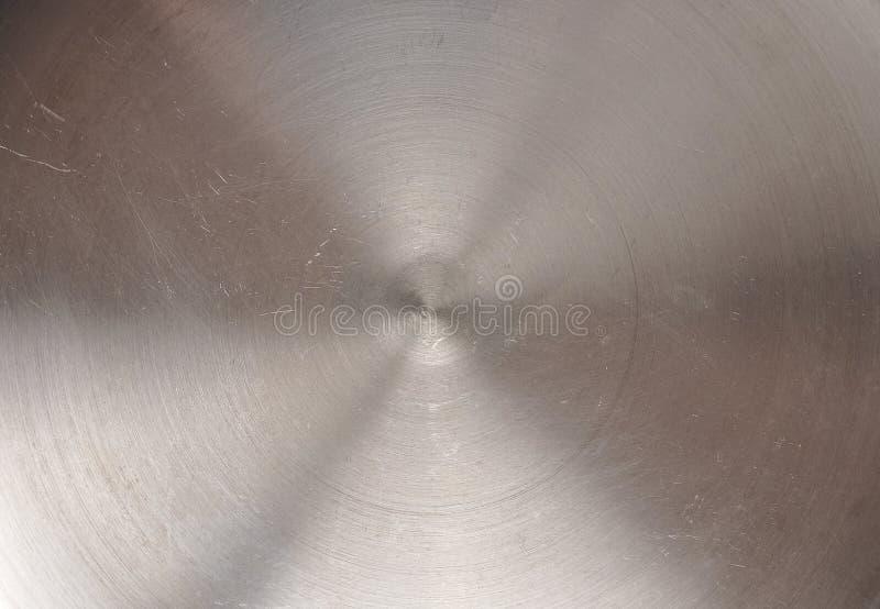 tła reala srebra tekstura fotografia stock