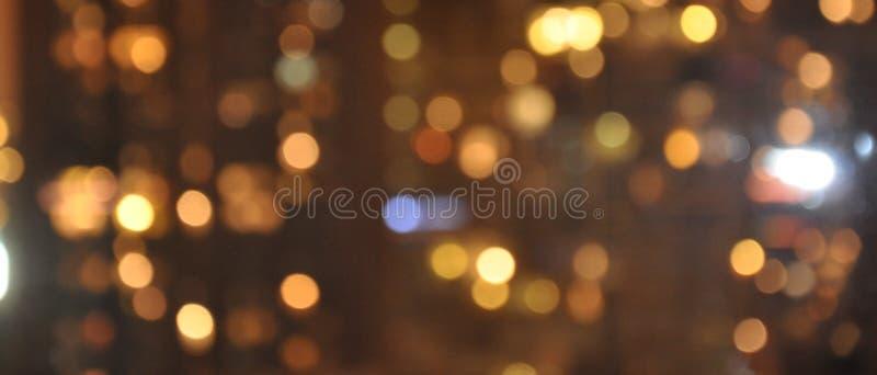 tła rozmyci miasta światła zdjęcia royalty free