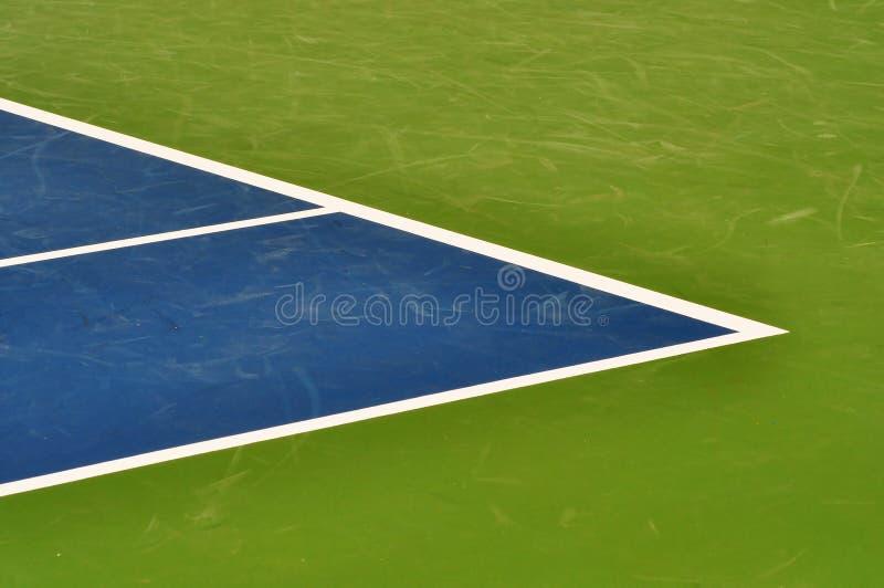 Tła sądu linia tenis
