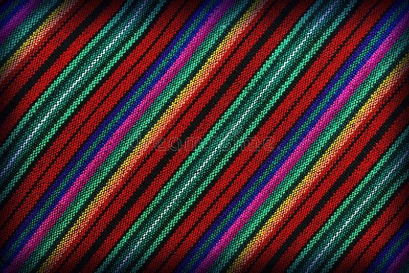 tła tkaniny meksykanin zdjęcie stock